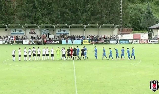 Beşiktaş 0-0 Apollon Larissa | MAÇ ÖZETİ