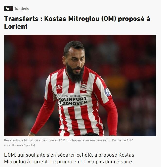 kostas mitroglounun turk kuluplerine onerildigi iddia edildi 1594199139227 - Kostas Mitroglou'nun Türk kulüplerine önerildiği iddia edildi