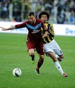 Trabzonsporlu eski futbolcudan hakeme tepki!