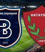 Medipol Başakşehir - Hatayspor | CANLI