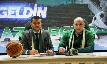 Aziz Bekir Konyaspor'da
