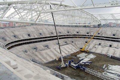 Türk Telekom Arena (12 Temmuz 2010)