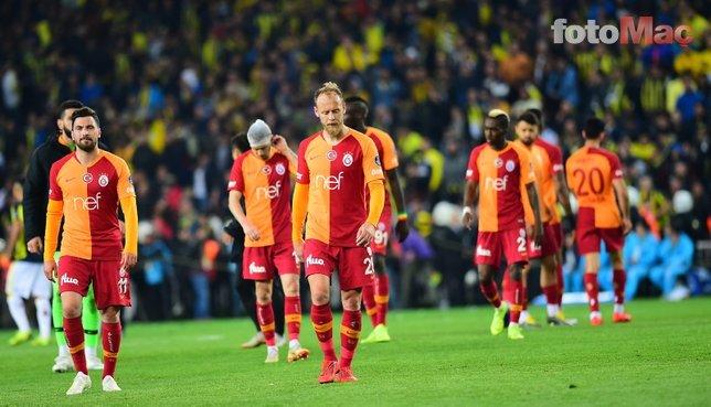 Fatih Terim'den kadroya neşter! 4 isim Kayserispor maçında yok