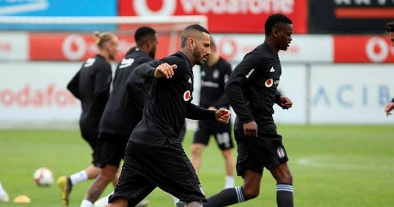 Beşiktaş'ın rakibi Alanyaspor! İşte Şenol Güneş'in Alanya 11'i...