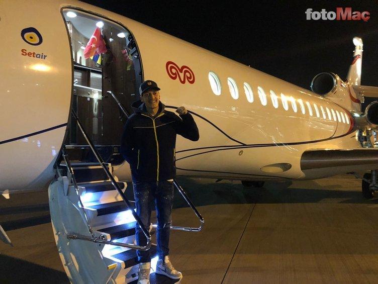 Fenerbahçe rekor kırdı! Mesut Ronaldo'yu geçti.