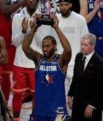 'Kobe Bryant MVP ödülü'nün ilk kazananı belli oldu