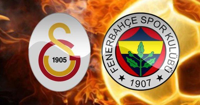 Galatasaray ve Fenerbahçe'de kılıçlar çekildi! Dev transferde savaş başlıyor...
