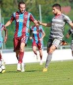 Trabzonspor El Duhail ile yenişemedi