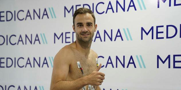 Sivasspor'da yeni transfer Jorge Felix sağlık kontrolünden geçti - yeni -