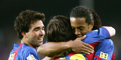 Lionel Messi'den Ronaldinho'ya büyük vefa! Tam 4 milyon euro...