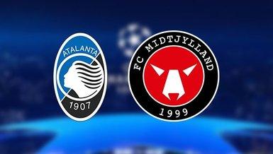 Atalanta - Midtjylland maçı ne zaman? Saat kaçta? Hangi kanalda?