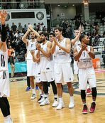 Beşiktaş Sompo Japan, Litvanya deplasmanında