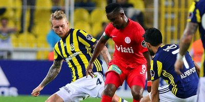 Antalyaspor'u 4 maçtır yenemiyor