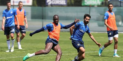 Fenerbahçe derbiye konsantre