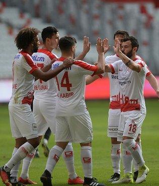 Antalyaspor son 16'da