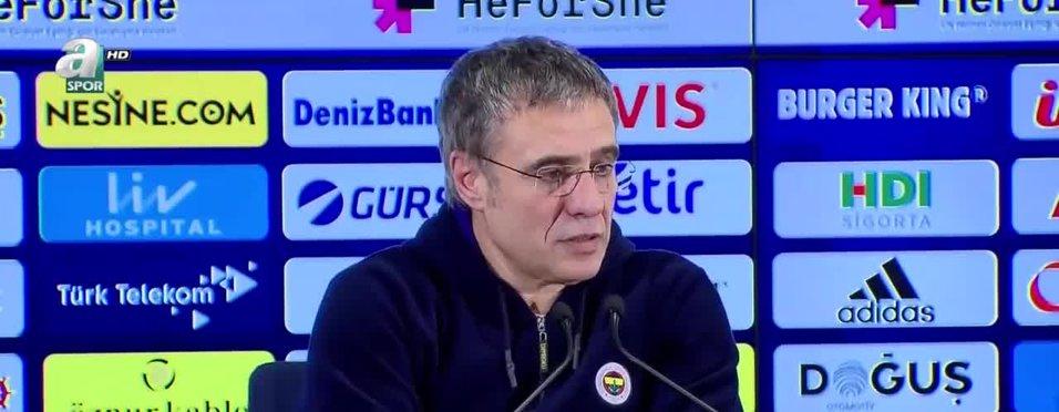 Ersun Yanal: En büyük şampiyonluk adayı biziz