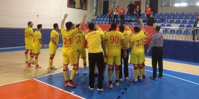 Göztepe hentbolda Antalyaspor'la oynuyor