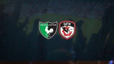 Denizlispor - Gaziantep FK maçı ne zaman, saat kaçta ve hangi kanalda canlı yayınlanacak? | Süper Lig