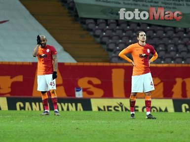 Son dakika spor haberi: Ve Galatasaray'da ilk ayrılık! Terim biletini kesti ülkesine dönüyor