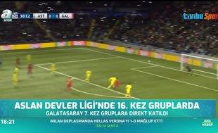 Aslan Devler Ligi'nde 16. kez gruplarda