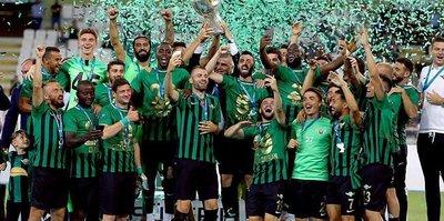 Akhisarspor claims Turkish Super Cup