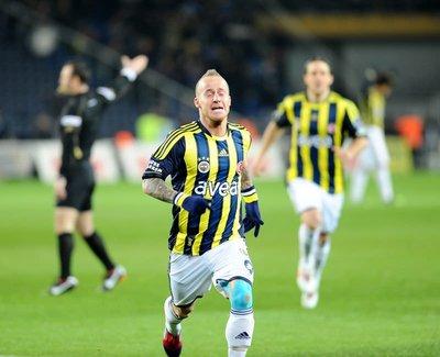 Fenerbahçe - Gençlerbirliği (Spor Toto Süper Lig 29. hafta mücadelesi)