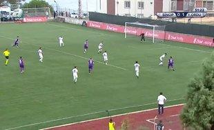 Ziraat Türkiye Kupası maçında 60 saniyede 2 gol