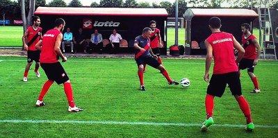 Gençlerbirliği, Karabükspor maçına hazır