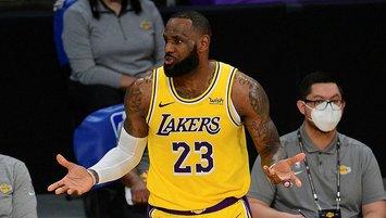 Suns deplasmanda LA Lakers'ı devirdi!