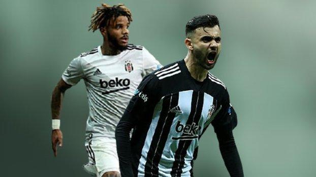 Son dakika Beşiktaş transfer haberleri: Valentin Rosier ve Rachid Ghezzal'ın tavrı net! Kalmak istiyorlar