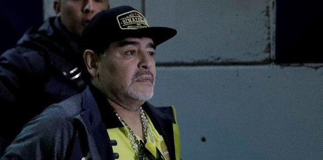 Maradona ameliyat oldu