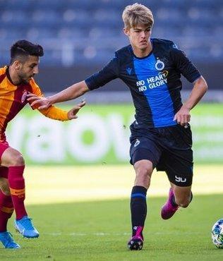 Galatasaray U19 Club Brugge'e 3-2 mağlup oldu! MAÇ ÖZETİ