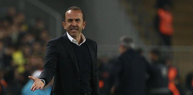 Yukatel Denizlispor'un yeni teknik direktörü Mehmet Özdilek oldu