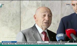 """""""Türk futbolunun bütün sorunlarını masaya yatırdık"""""""
