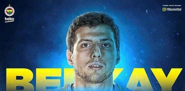 Fenerbahçe'nin yeni transferi Berkay: Yuvama döndüğüm için mutluyum