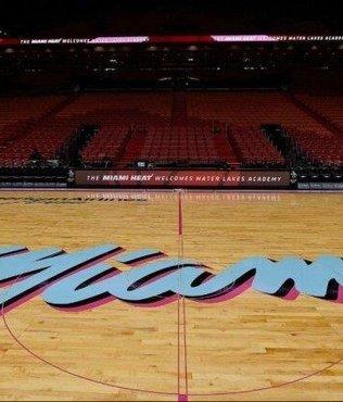 Miami Heat'te corona şoku! Antrenman tesisi kapatıldı
