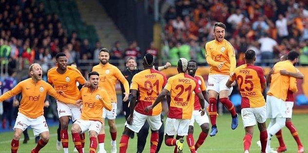 Maç sonucu: Çaykur Rizespor 2-3 Galatasaray   MAÇ ÖZETİ
