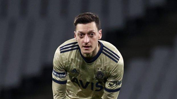 'En iyisi Mesut Özil'