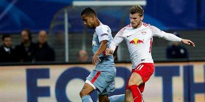 Leipzig ile Monaco yenişemedi