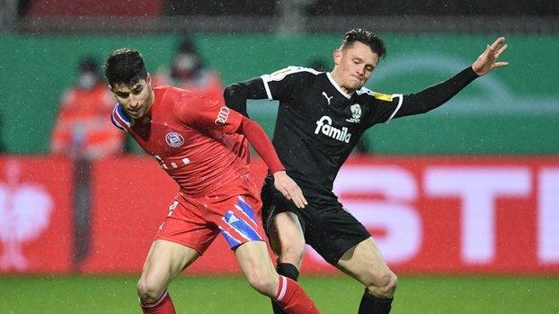 Holstein Kiel 6-5 Bayern Münih | MAÇ SONUCU #