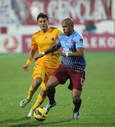 Trabzonspor 1-1 Kayserispor
