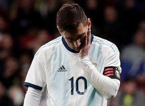 Kabus gecesi! Messi depremi...