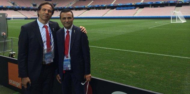 İsveç takımının başına Türk hoca