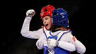Son dakika spor haberi: Tokyo Olimpiyatları'nda Rukiye Yıldırım bronz madalya maçını kaybetti
