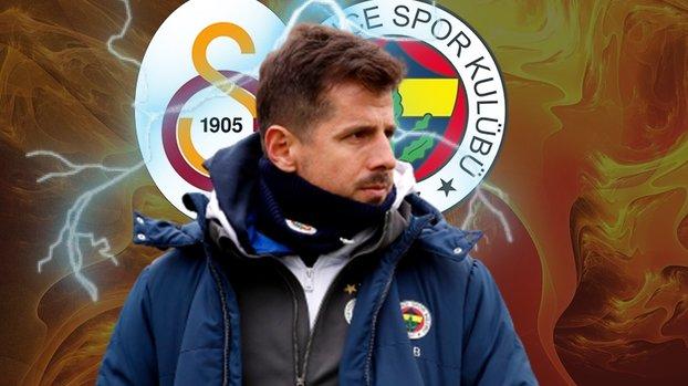 Fenerbahçe'den Galatasaray'a yılın çalımı! Milli futbolcu... #