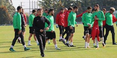 Denizlispor Samsunspor'a hazırlanıyor