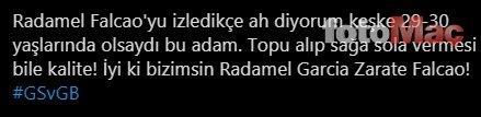 Radamel Falcao sosyal medyayı salladı!