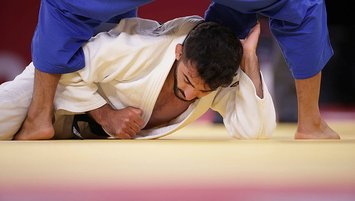 Milli judocu Akkuş olimpiyatlara veda etti!