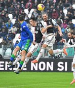 Juventus evinde Sassuolo'yu yenemedi