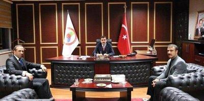 Yeni Malatyaspor'dan Tüfenkci'ye teşekkür